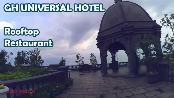 GH Universal Bandung - Rooftopnya keren banget!