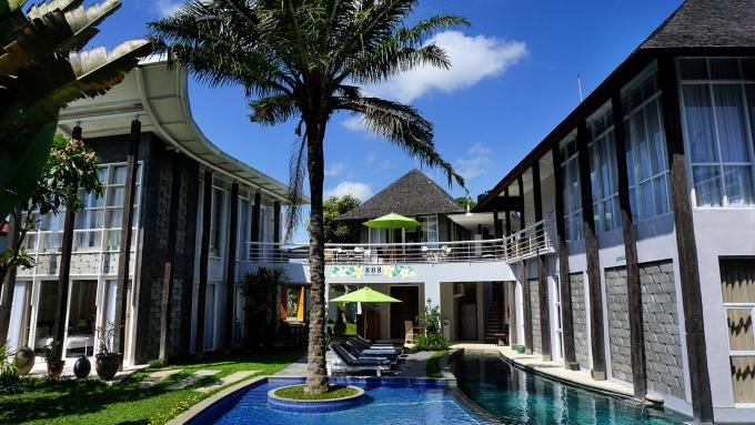 808 Residence Bali - Best villa especially for YOGA Lovers