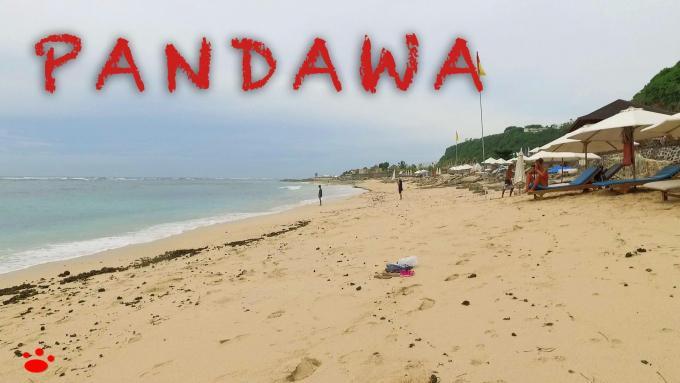 [Bali] Pandawa beach / take a walk around Bali 2016