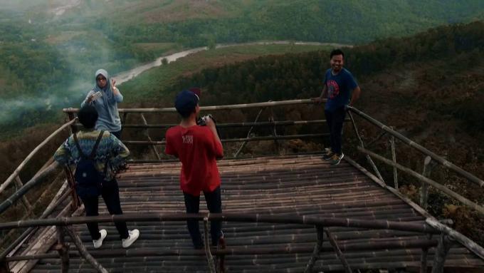 Bukit Panguk Kediwung,Dlingo,Bantul