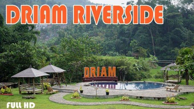 D'RIAM RIVERSIDE RESORT Ciwidey Bandung - Full HD Video