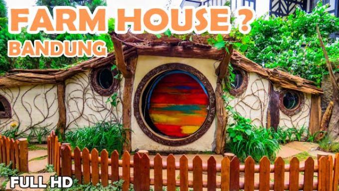 FARM HOUSE Bandung FULL HD Video - Ternyata ini isinya
