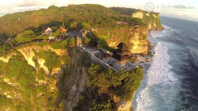 Hi Indonesia   The Uluwatu Temple, Bali