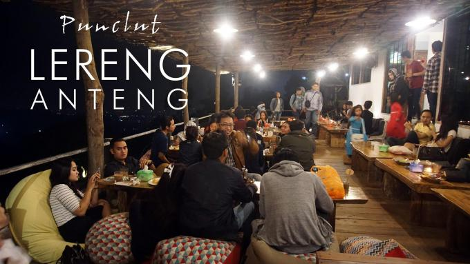 Holiday Bandung 2016 (PART 2) Lereng Anteng - Punclut
