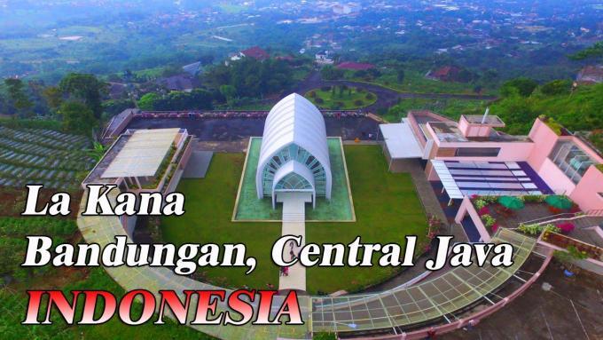 La Kana Trip 2016 | Susan Spa | Bandungan | DJI Phantom 3 Standard