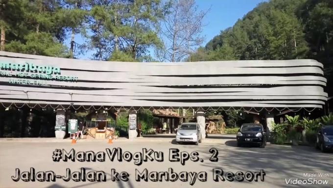 ManaVlogKu #2 - Maribaya Resort