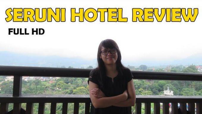 Review Hotel Seruni puncak Bogor, Indonesia [FULL HD]