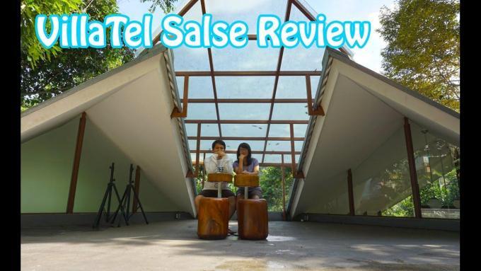 VillaTel Salse Bandung - Villa sejuk nuansa alam