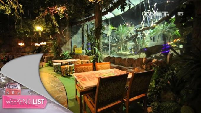 Weekend list - Hotel Pohon Inn Malang Jawa Timur