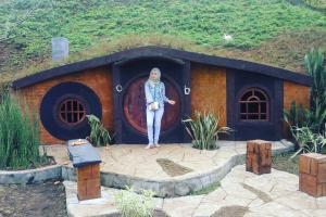 Taman kelinci & Rumah Hobbit