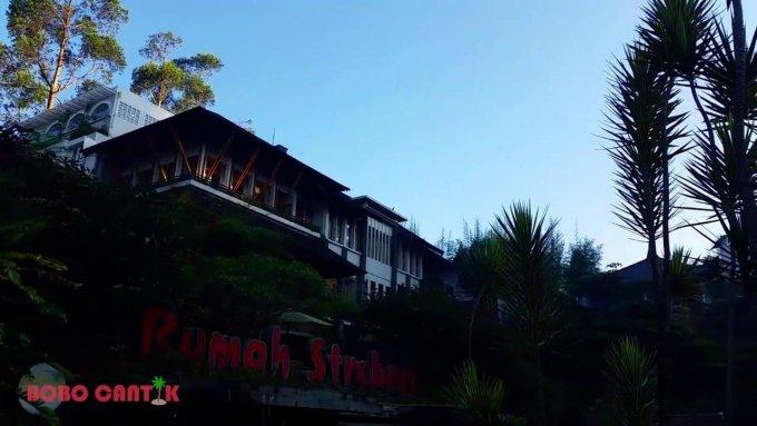 Rumah Stroberi Lembang Bandung - Full video review