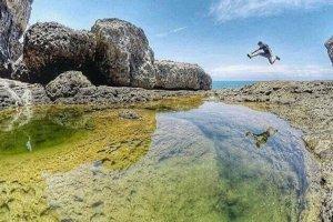 Teluk Bidadari & Pantai Mbehi