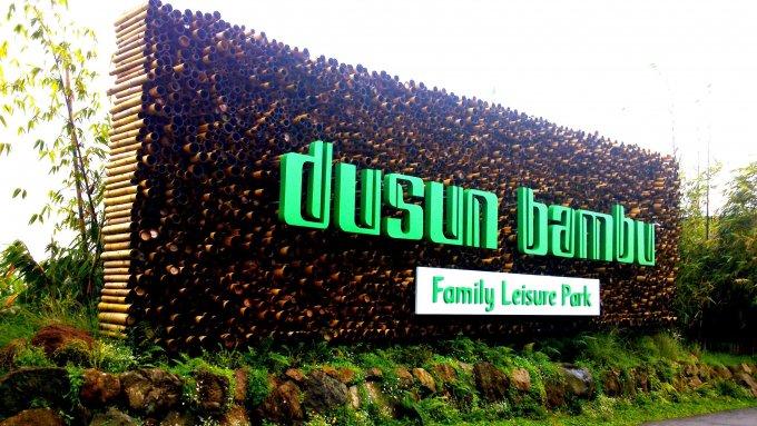 Wisata Dusun Bambu Bandung