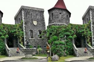 Soragan Castle Godean