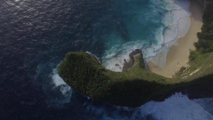 Nusa Penida - Manta Point - Kelingking Beach