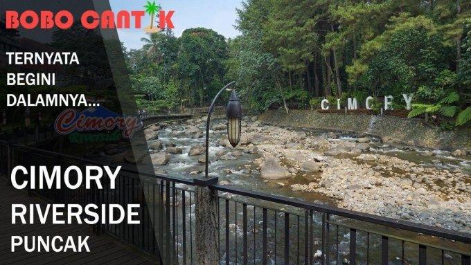 Cimory Riverside Puncak, Makan asyik sambil Mengenal Hewan!