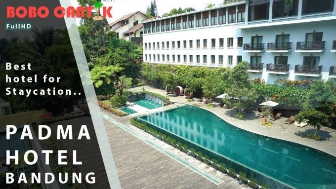 PADMA Hotel Bandung - Super lengkap, best for staycation!
