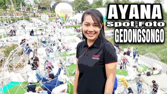 AYANA GEDONG SONGO | SPOT FOTO | WISATA HITS | SEMARANG
