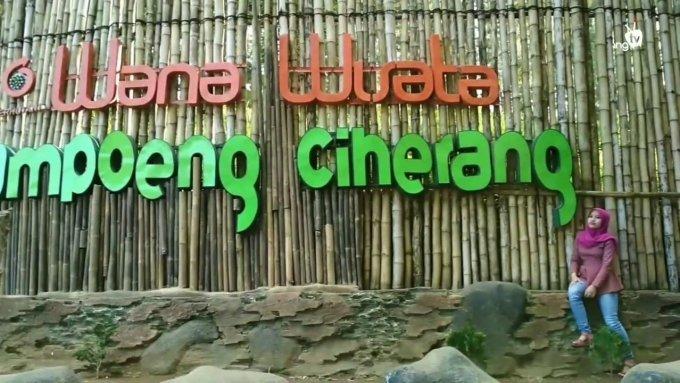 Wana Wisata Kampung Ciherang Tanjung Sari Sumedang