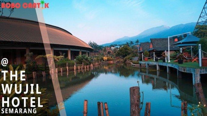 THE WUJIL Hotel - Keindahan danau + pegunungan memukau!