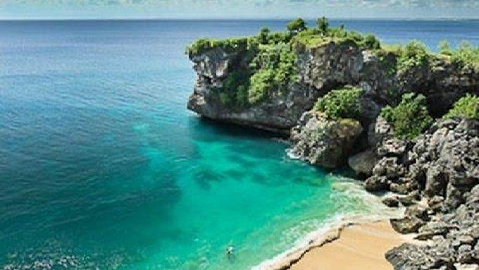 BALANGAN BEACH Pecatu Bali Indonesia