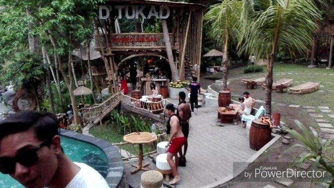 Trip singkat ke D'tukad River Club Gianyar, Bali