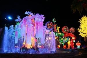 Magical Journey di Malang Night Paradise