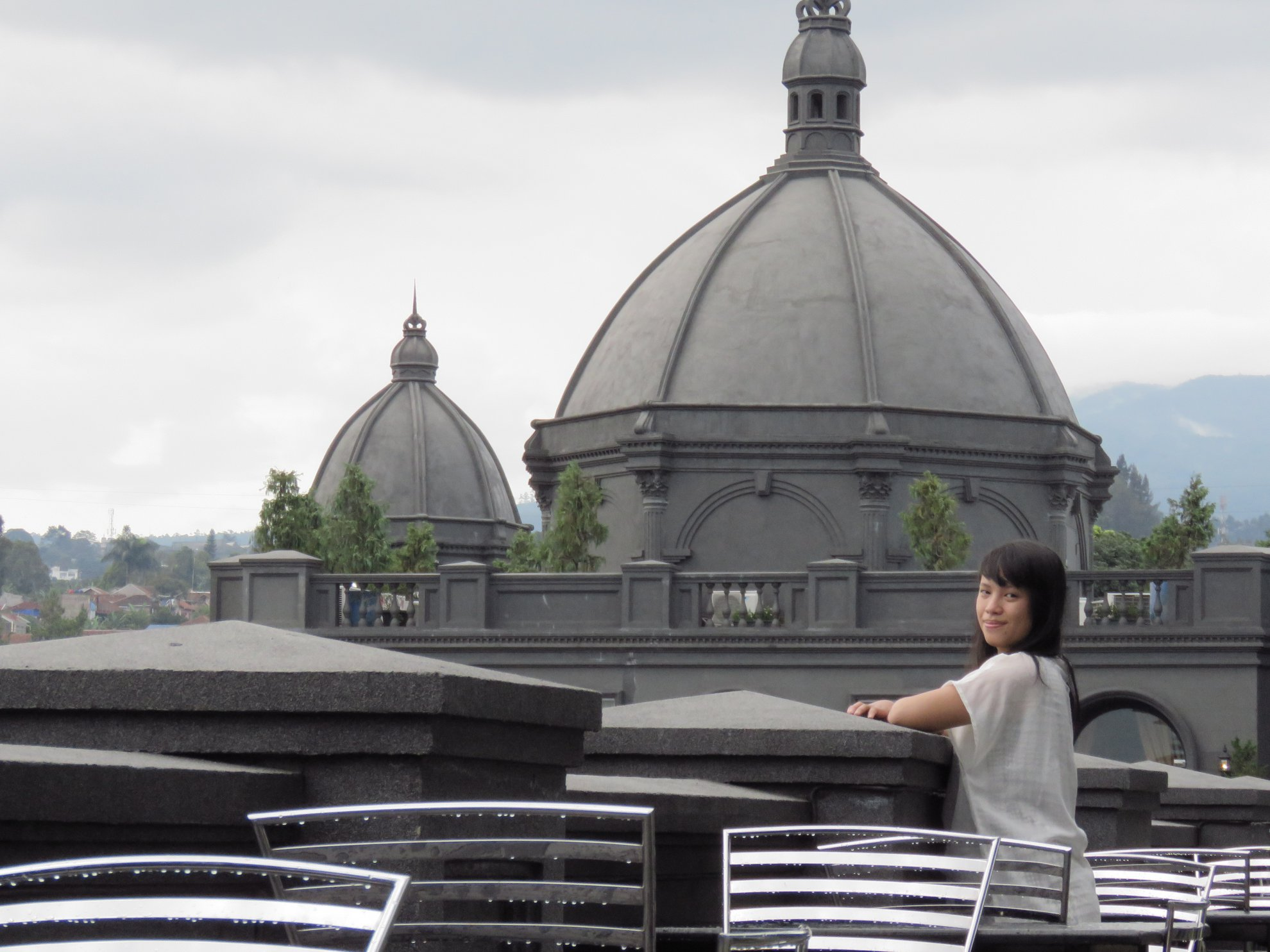 Rooftop GH Universal hotel