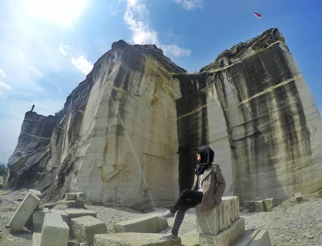 Taman Tebing Breksi Yogyakarta