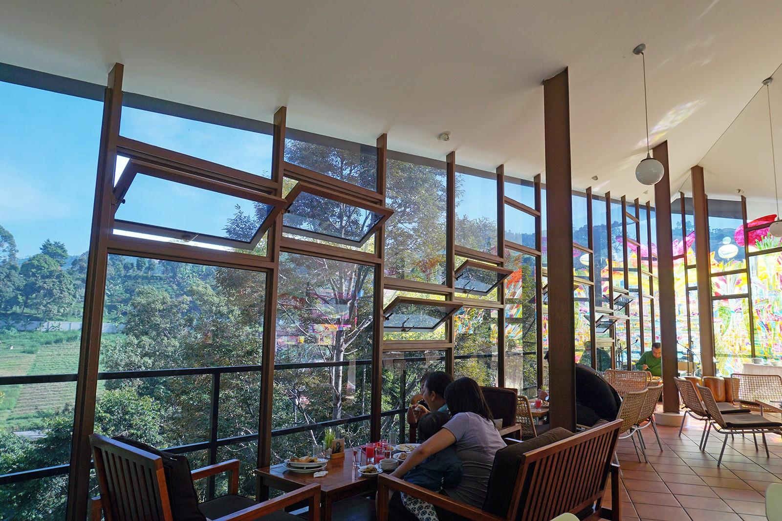 Cafe warung salse Bandung