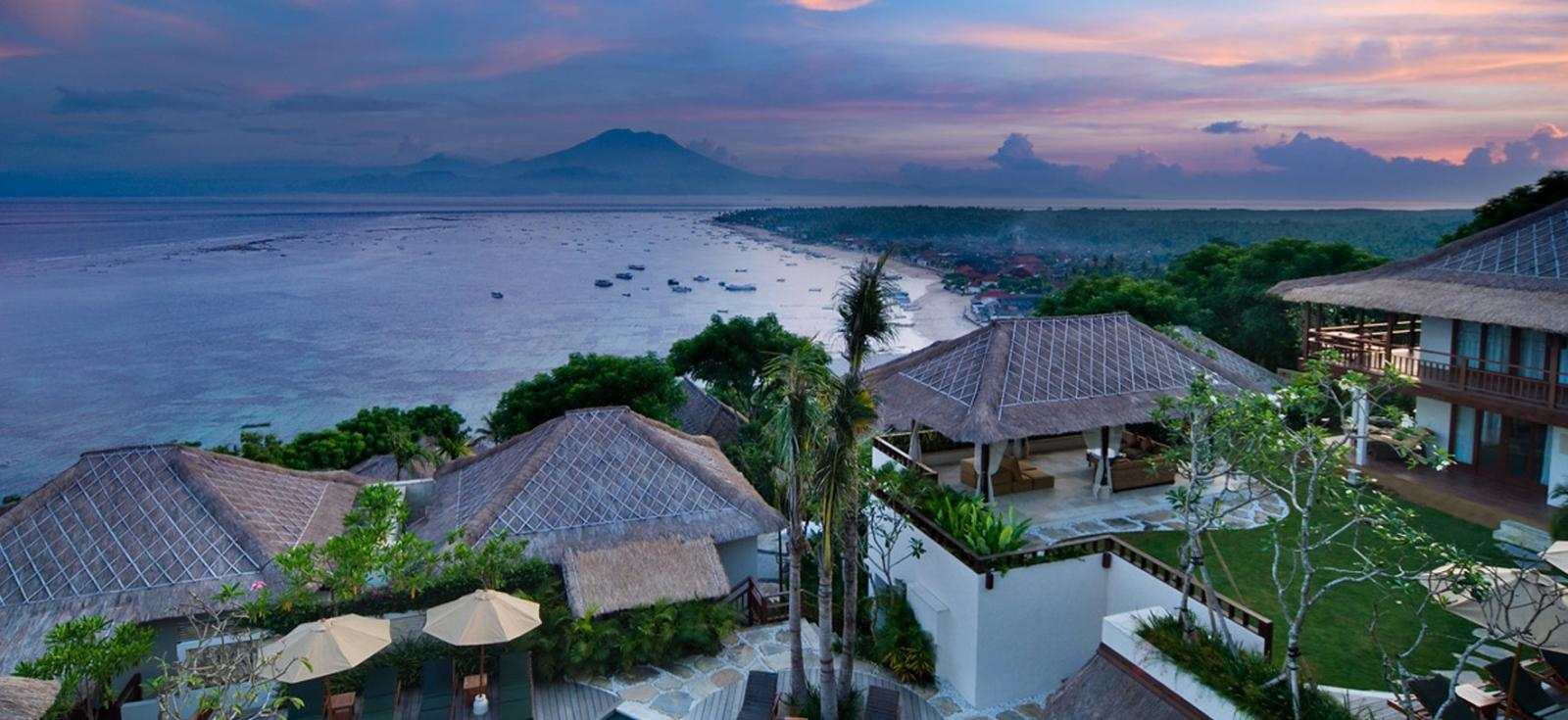 Batu Karang Lembongan Resort & Day SPA Bali