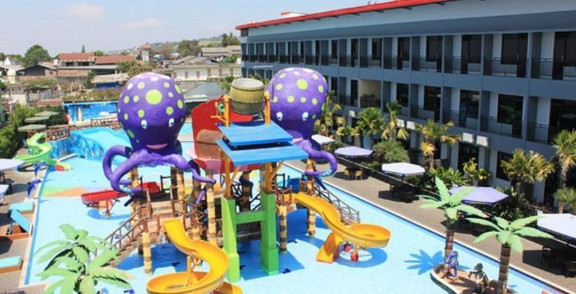 Batu Wonderland Hotel Resort Malang