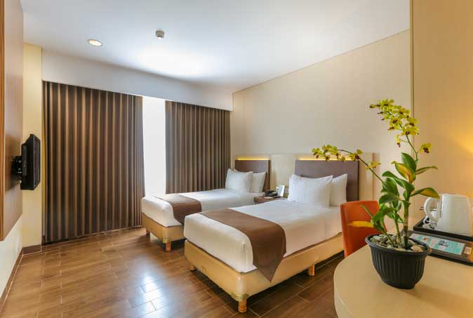Superior room BW Suite hotel