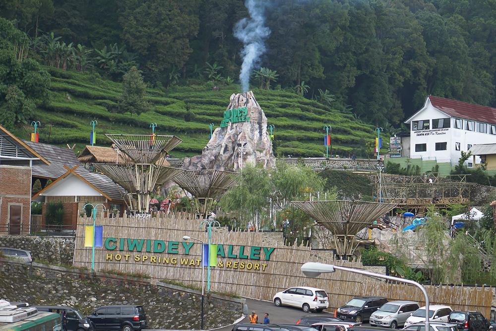 Ciwidey Valley Water Hot Spring and Resort Bandung