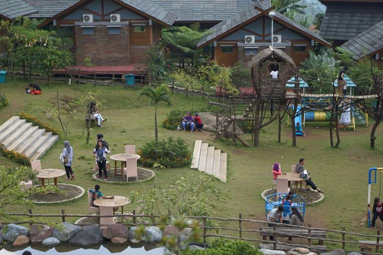 Ciwidey Valley Water Hot Spring and Resort Ciwidey Valley Hot Spring Water and Resort