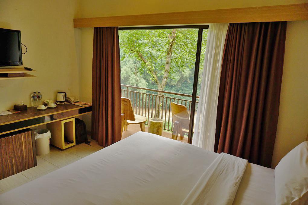 Deluxe River view 2 Driam Riverside Hotel & Resort