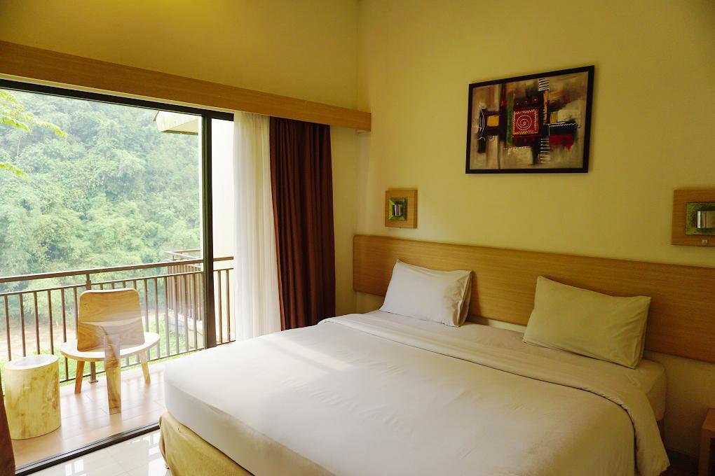 Deluxe River view Driam Riverside Hotel & Resort