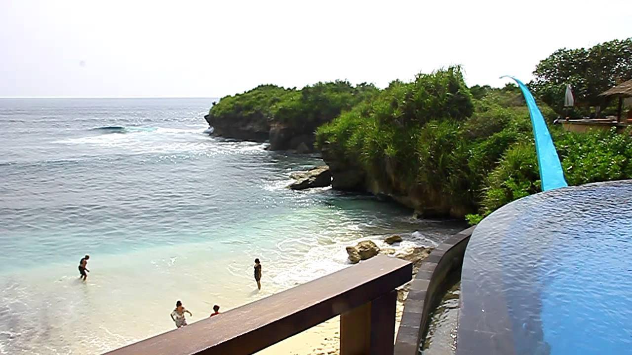 Pool view Nusa Lembongan Bali