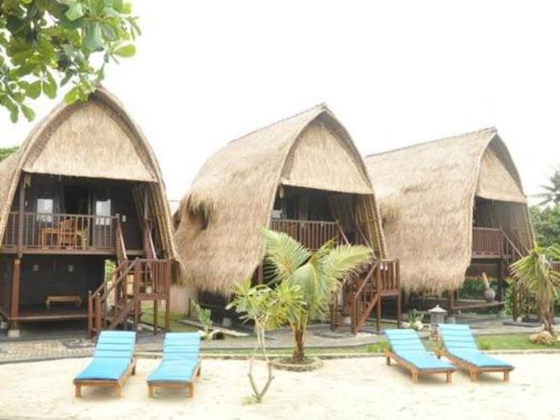 Huts Villa Dream Beach Huts