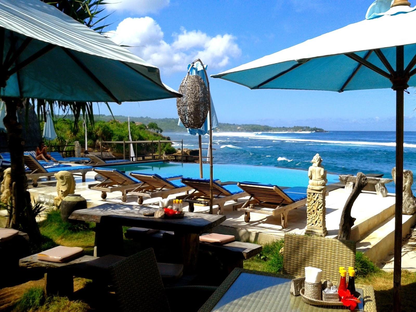 Villa Dream Beach Huts Bali
