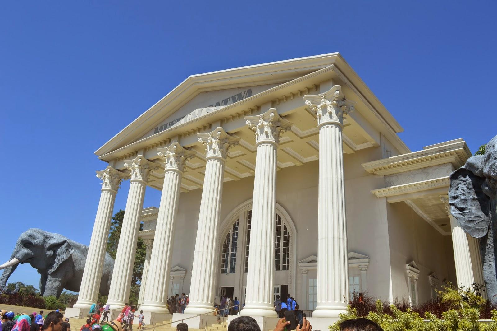 Museum satwa JATIM PARK 2