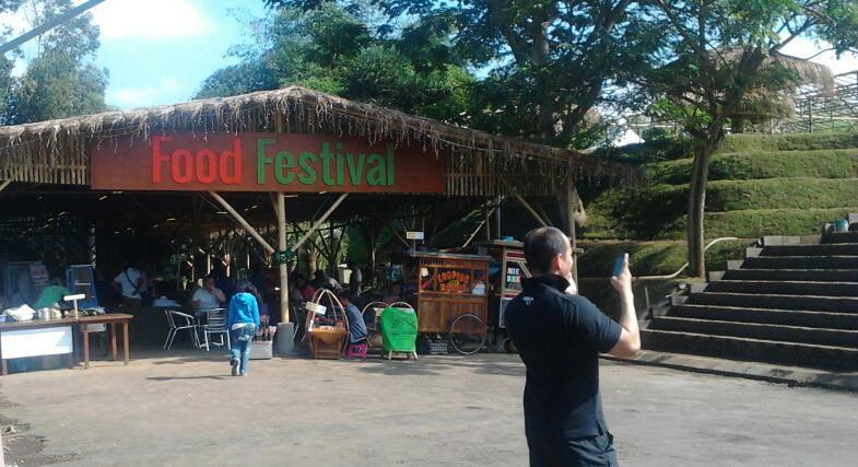 Food Festival Kampung Gajah Wonderland