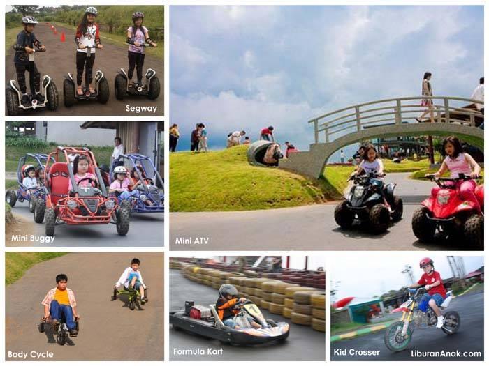Mini ATV Kampung Gajah Wonderland