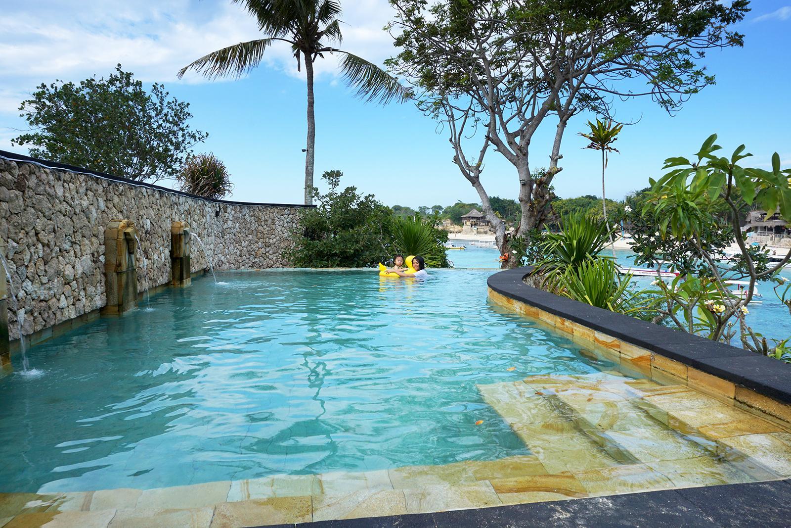 Kids Pool Sadeg Lembongan Hotel & Resort