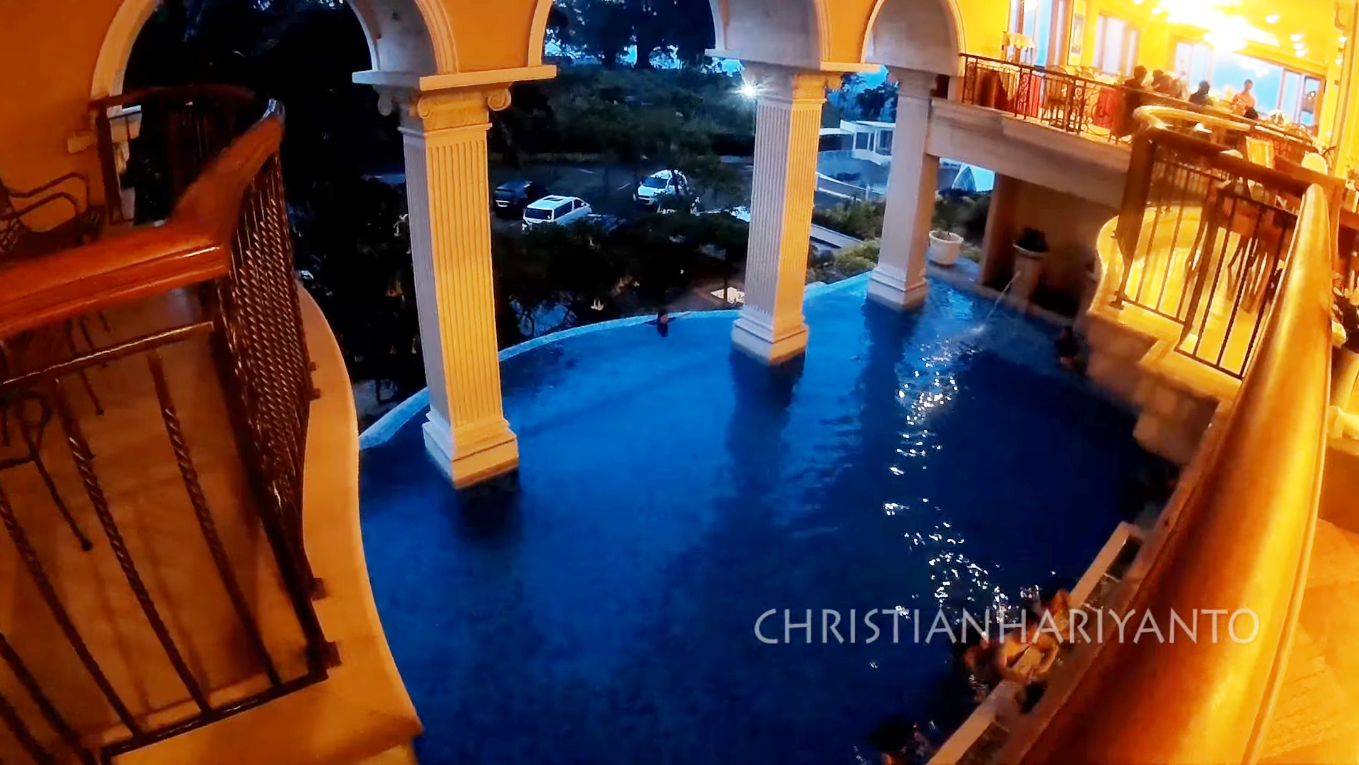 Kolam renang Susan Spa & Resort (La Kana)