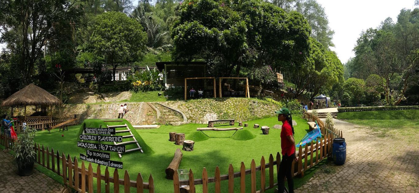 Kids Playground Maribaya Resort