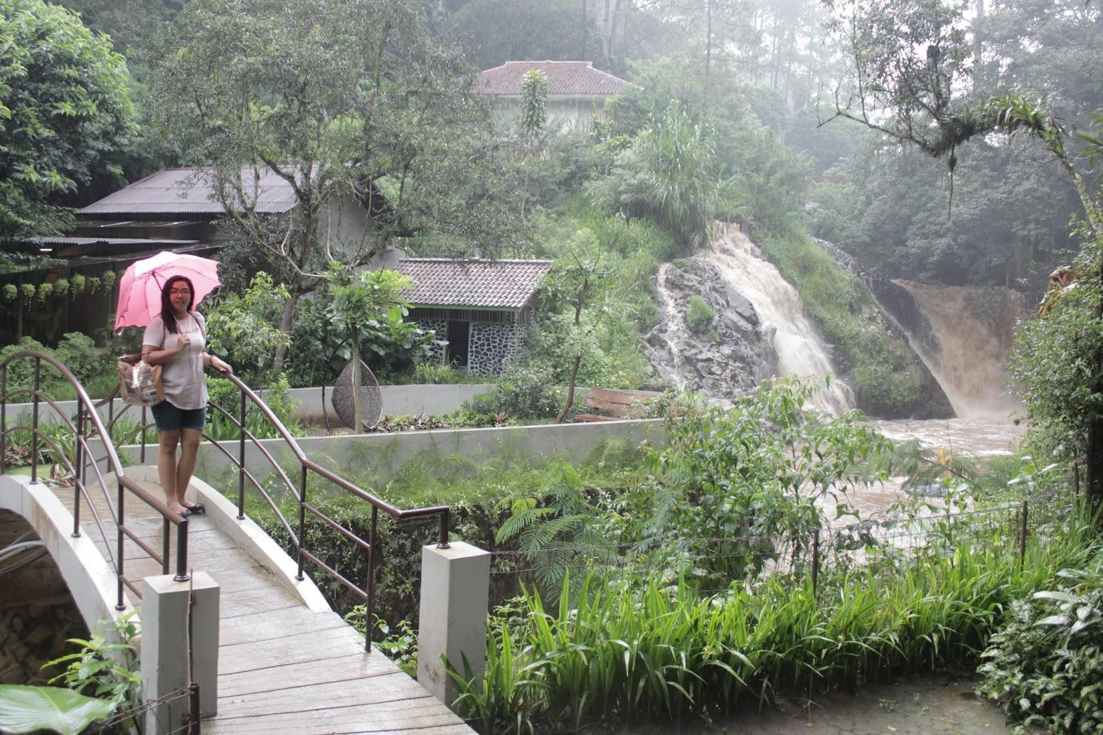 Air terjun Maribaya Resort