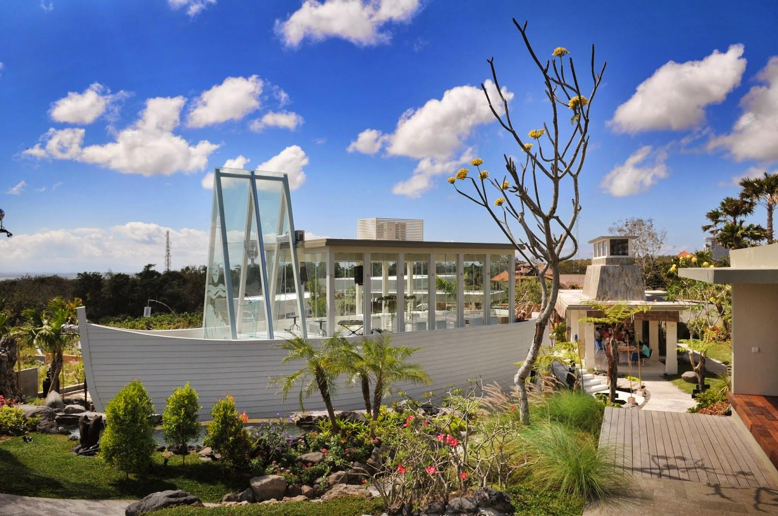 Noah Villa and Chapel Bali