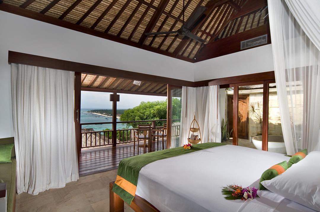 Ocean View Room Batu Karang Lembongan Resort & Day SPA
