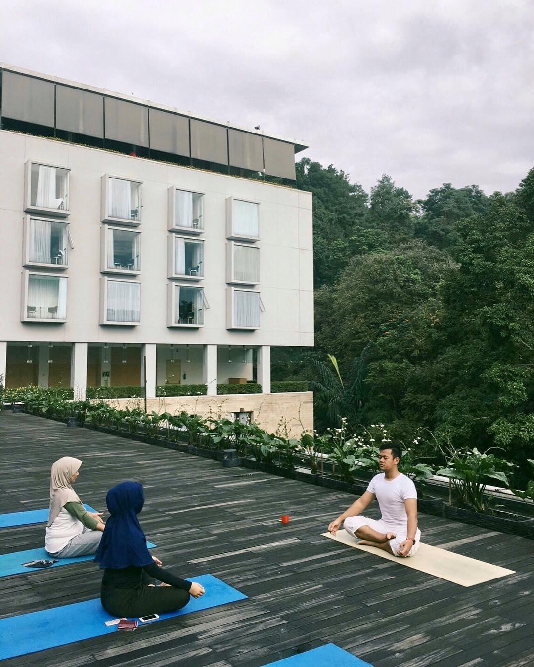 Yoga Spot Padma hotel